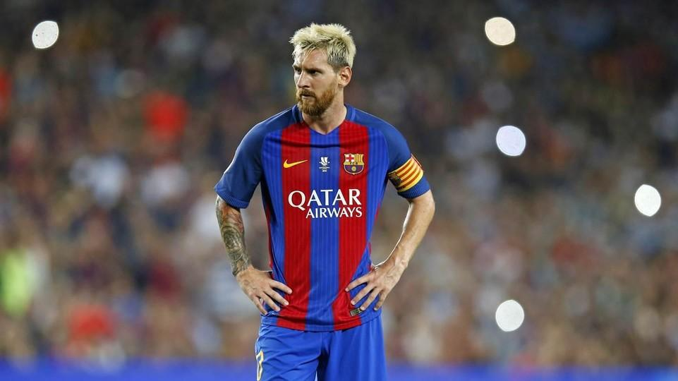 Barca potwierdza uraz Leo