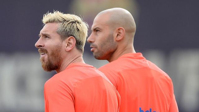 Ney, Masche i Leo powołani do kadry