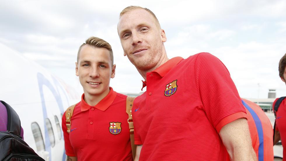 Mathieu i Digne w kadrze Francji