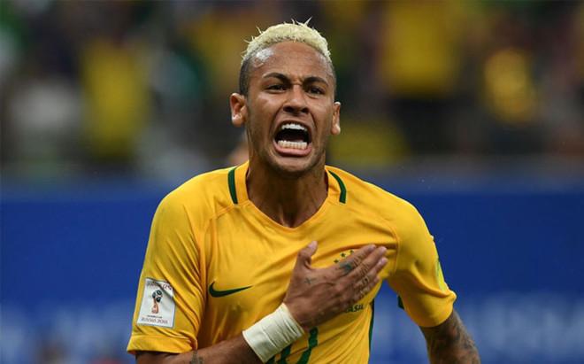 Gole Neymara i Suareza w kadrze
