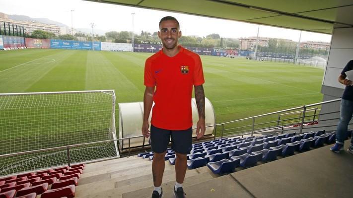 Paco w pierwszym składzie na Alaves