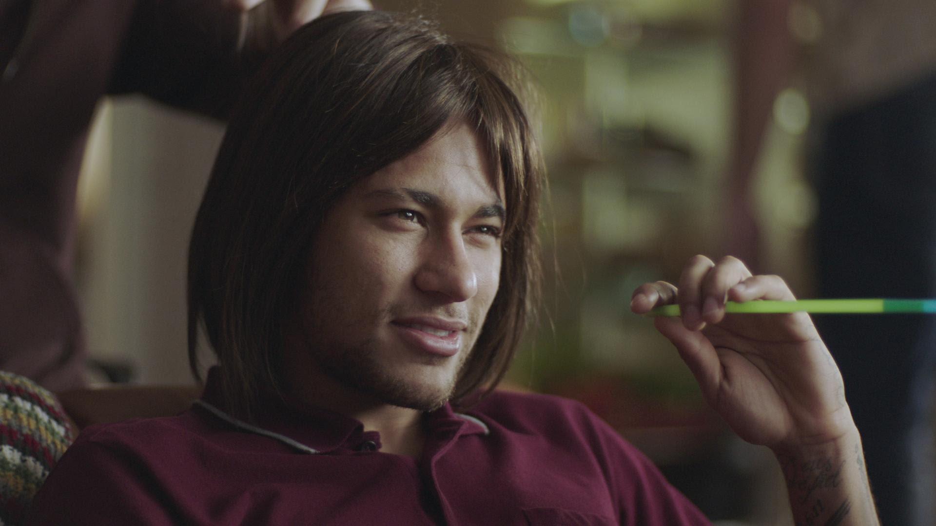 Piłkarze FCB w reklamie Gillette