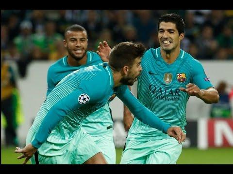 SKRÓT: Borussia – FC Barcelona