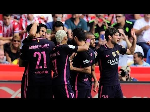 SKRÓT: Sporting – FC Barcelona