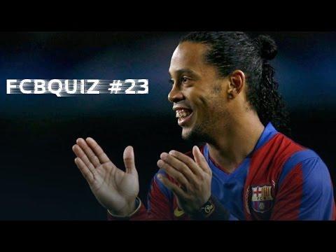 FCB QUIZ #23
