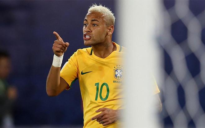 Neymar szybciej wróci z kadry