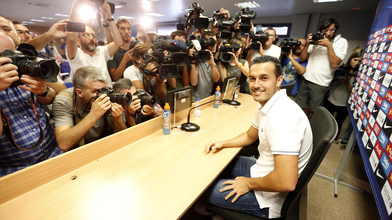 Pedro: Mogłem wrócić tego lata