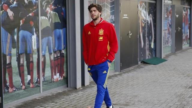 Sergi nie zagra z Deportivo