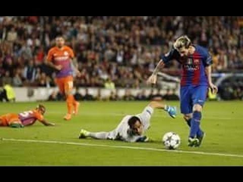SKRÓT: FC Barcelona – City