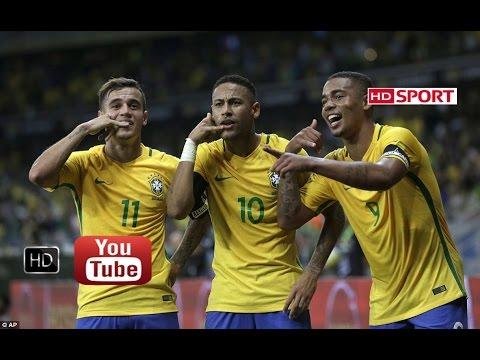 Brazylia gromi Argentynę