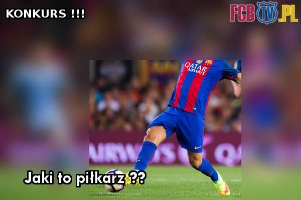 Kolejny konkurs na FCBTV.pl !
