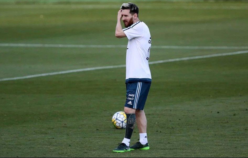 Nowy tatuaż Leo Messiego
