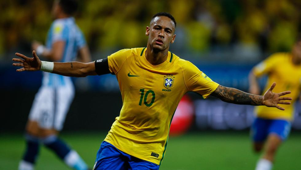 50 goli Neymara w reprezentacji