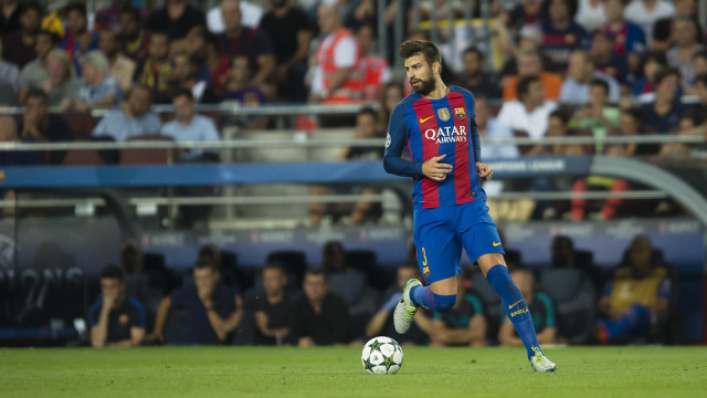 Pique najlepszym katalońskim piłkarzem