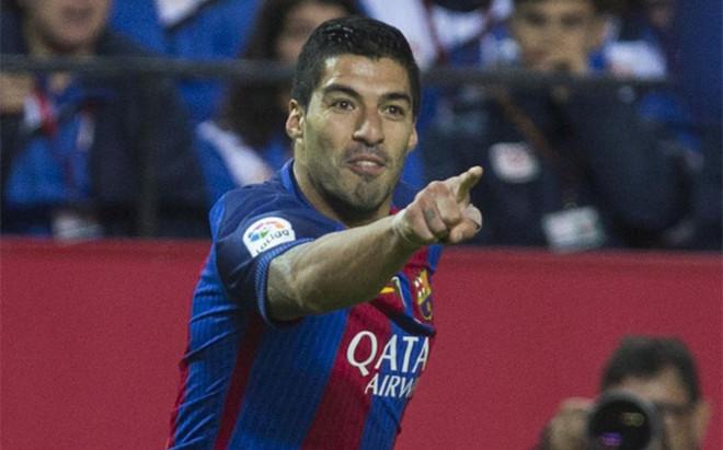 Suarez nie zagra z Malagą