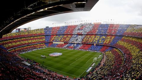 Camp Nou z największą frekwencją w Europie