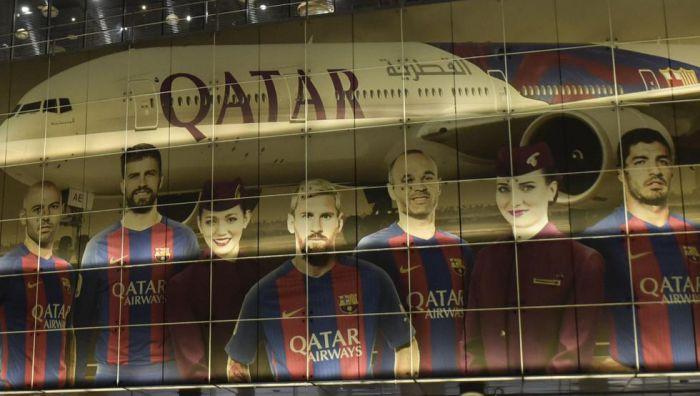 Drużyna wyleciała do Kataru