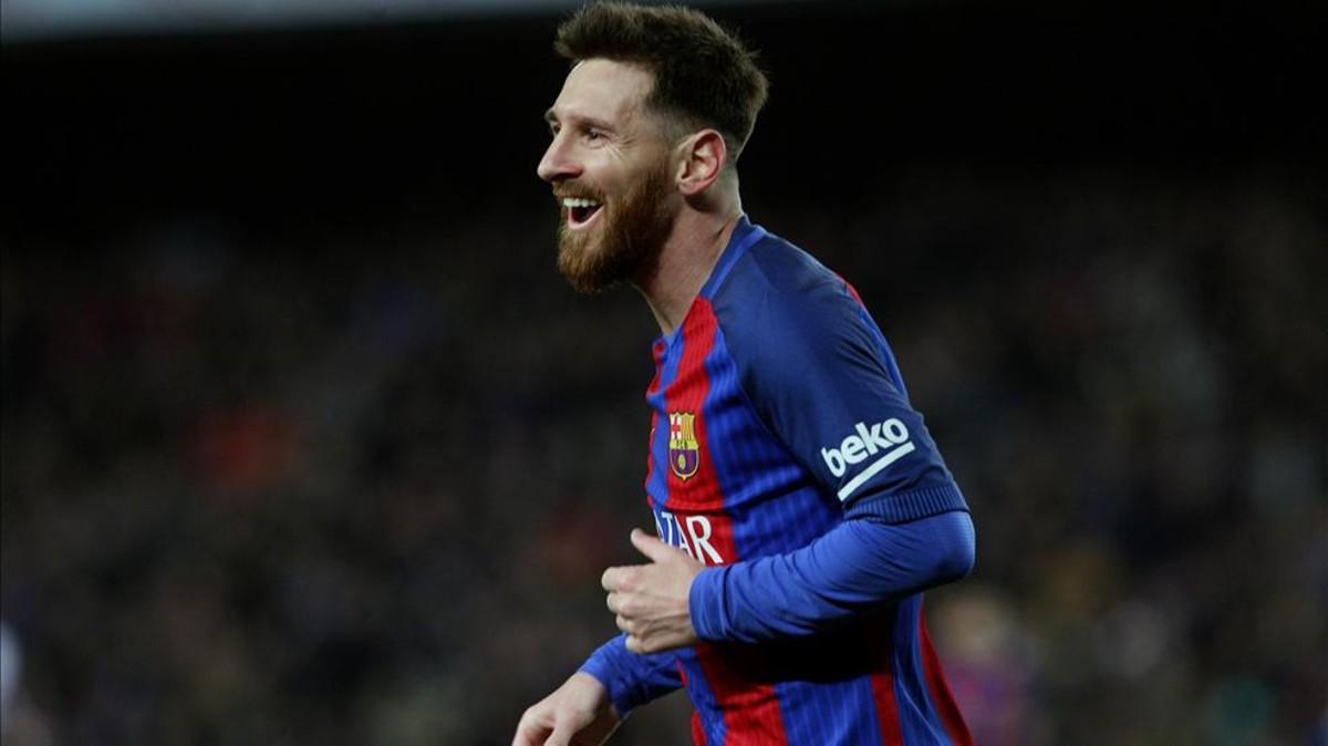 Messi – najlepszy strzelec roku