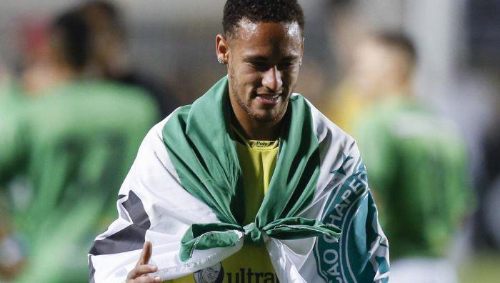 Neymar nie odpoczywa nawet w święta