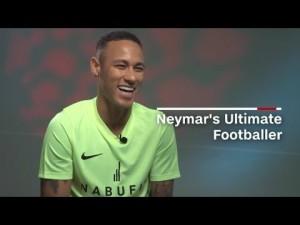 Piłkarz idealny według Neymara
