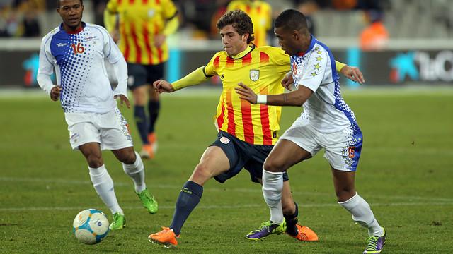 Powołani do kadry Katalonii