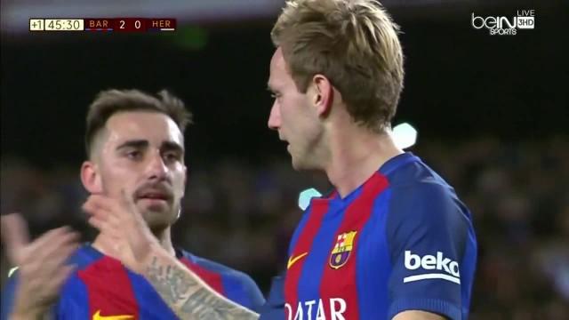 SKRÓT: FC Barcelona – Hercules
