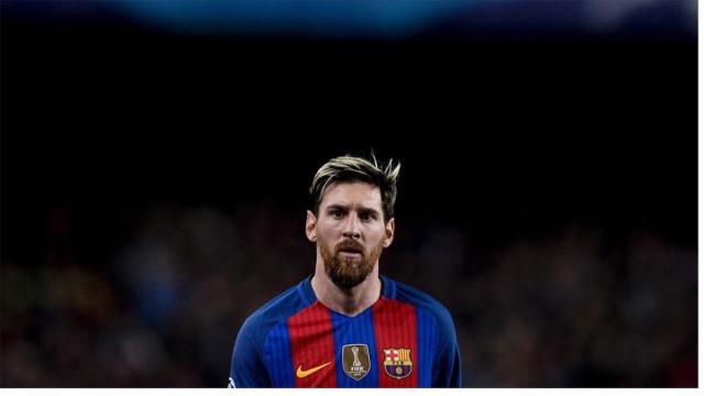 Messi strzelił połowę bramek Barcy