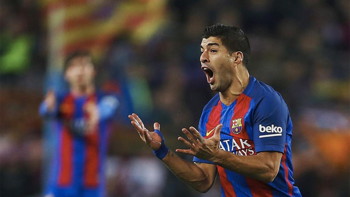 Gdy Suarez strzela, Barca nigdy nie przegrywa