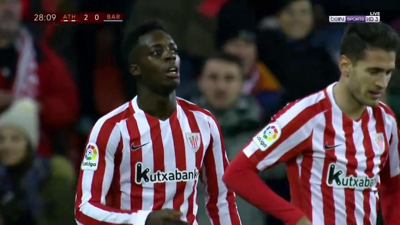 SKRÓT: Bilbao 2-1 FC Barcelona