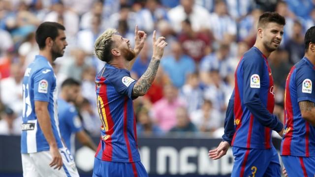 Debiut Leganes na Camp Nou