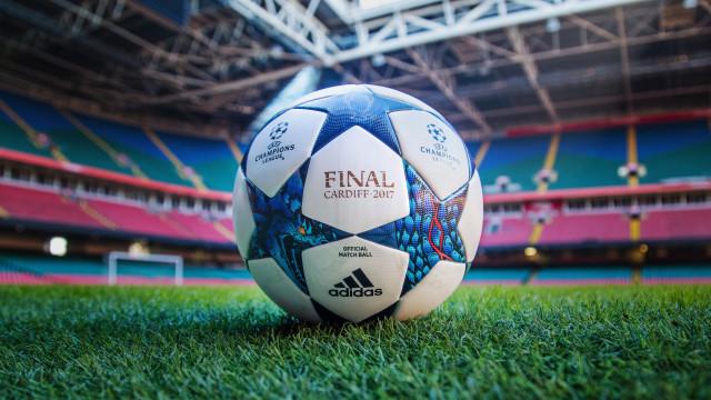 Nowa piłka w Lidze MIstrzów