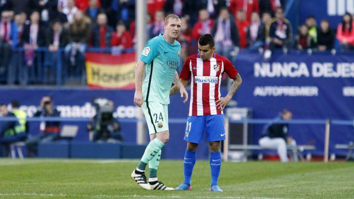 Jeremy Mathieu: Czułem się osamotniony w szatni Barcelony