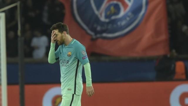 Ile Barca straci na odpadnięciu z LM?