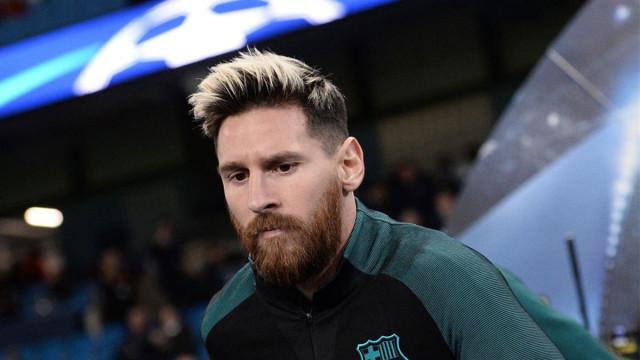 Messi wyleci do Egiptu