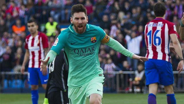 Messi dał Barcelonie 12 pkt w lidze