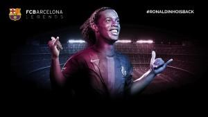 Oficjalnie: Ronaldinho wraca!