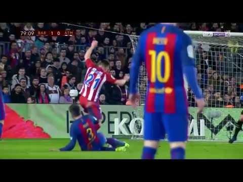 SKRÓT: FC Barcelona – Atletico