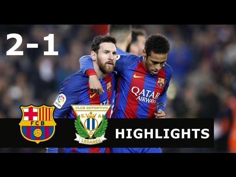 SKRÓT: FC Barcelona – Leganes