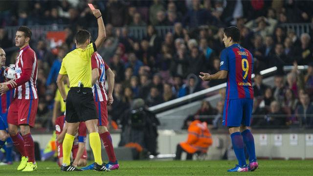 Suarez zawieszony na  dwa mecze!