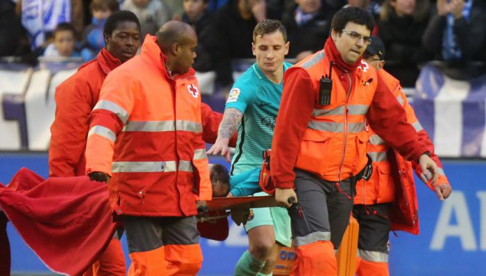Koniec sezonu dla Vidala