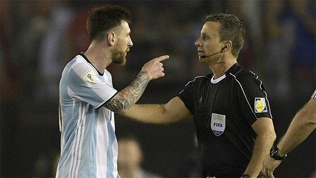 Oficjalnie: 4 mecze kary dla Messiego!