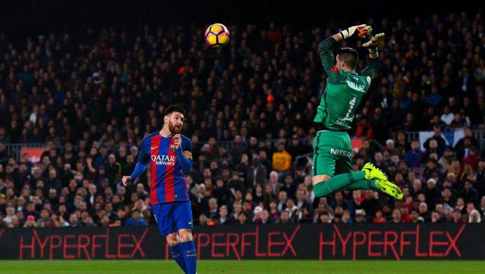 Messi najskuteczniejszy w marcu
