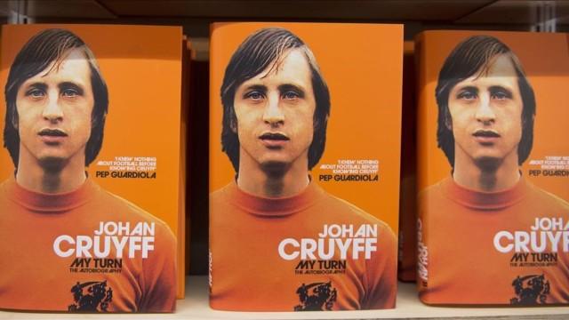 Autobiografia Johana Cruyffa