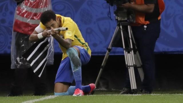 Brazylia Neymara pewna awansu na MŚ