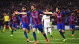 SKRÓT: FC Barcelona – PSG