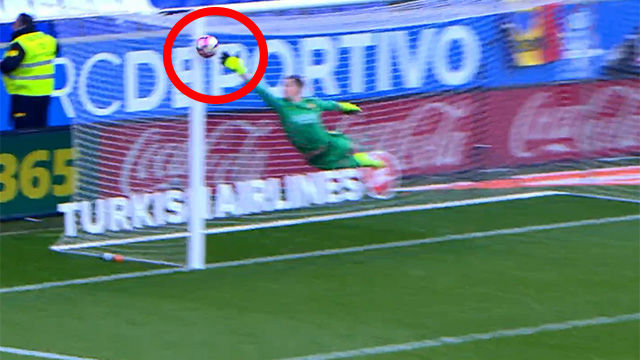 Nie powinno być rożnego, po którym padł gol