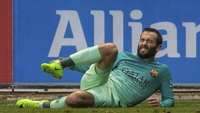 Barca wyrejestruje Vidala
