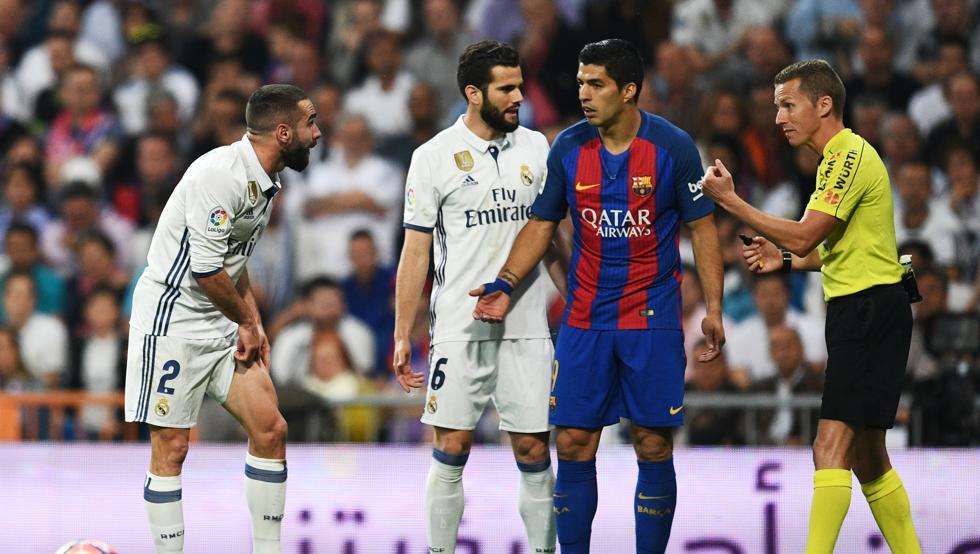 Carvajal zaczepiał Suareza