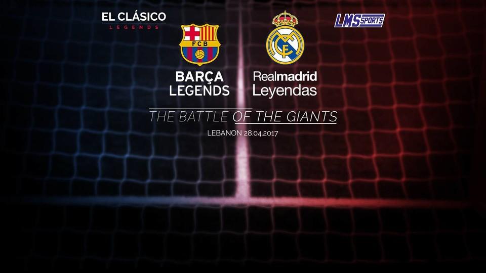 Transmisja Live: El CLasico Legend
