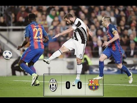 SKRÓT: Barcelona – Juventus